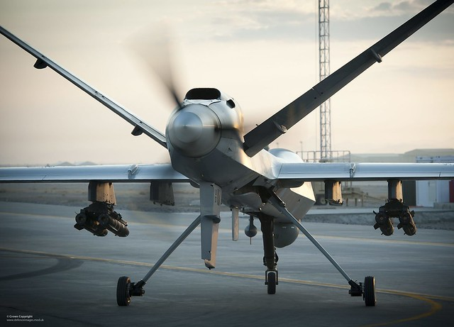Reaper Remotely Piloted Air System ( Defense Images )