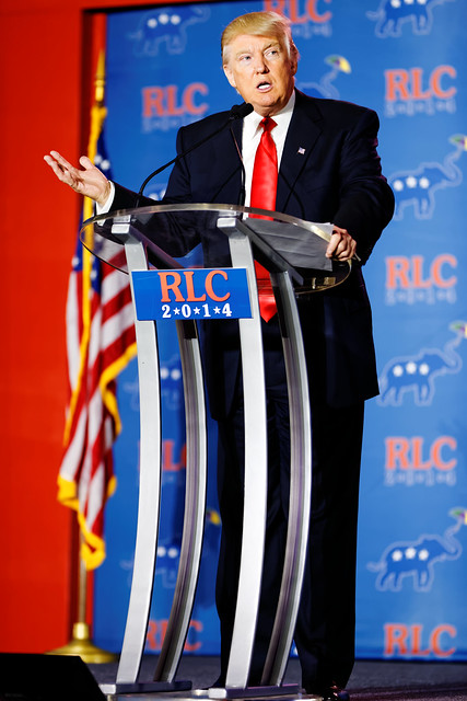 Donald Trump ( Micheal Vadon )
