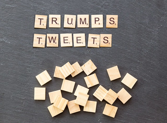 Trump Tweets Won't Stop A Bloodbath in Syria ( Marco Verch )