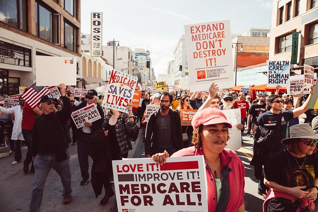 Medicare for All Rally ( Molly Adams )