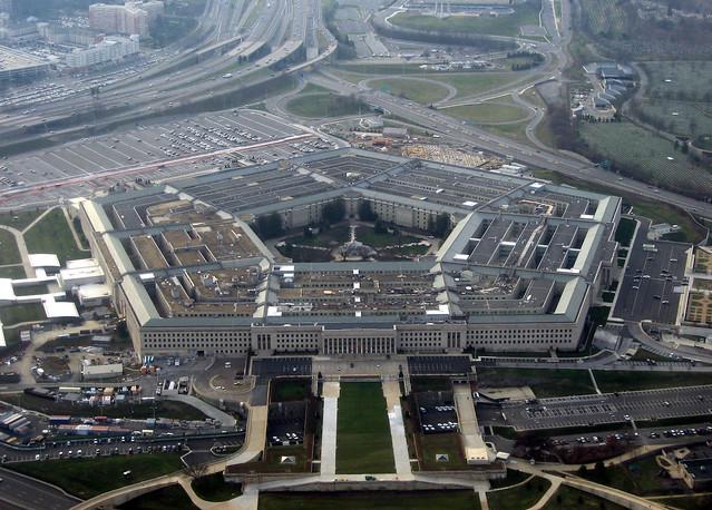 The Pentagon ( David B. Gleason )