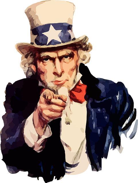 Uncle Sam ( Clker-Free-Vector-Images )