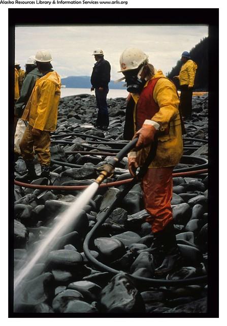 Exxon Valdez Oil Spill ( ARLIS Reference )