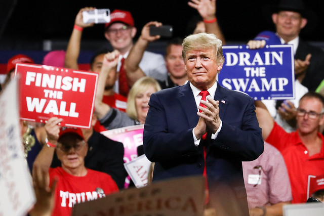 Trump MAGA rally in Johnson City, Tennessee ( The Epoch Times )