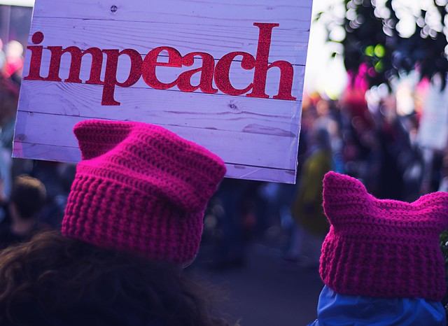 House Dems Calling for Trump's Impeachment Rise to 132 ...