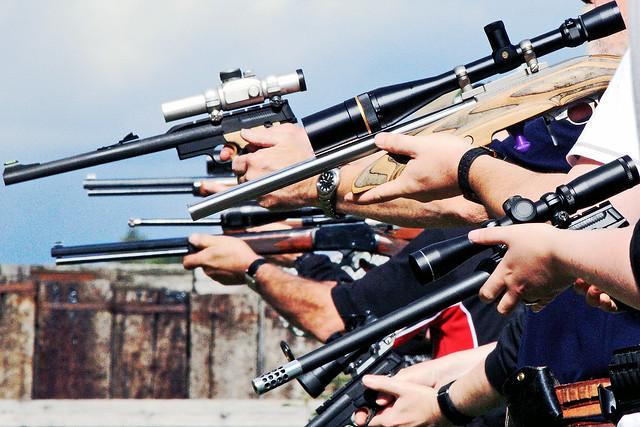 Mutli - Gun - Competition ( CAPTAIN ROGER FENTON 9th.WEST MIDDLESEX VRC. 1860 )