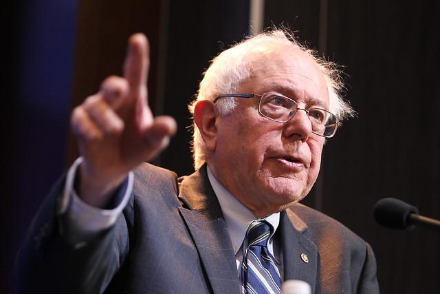 Senator Bernie Sanders ( Brookings Institution )