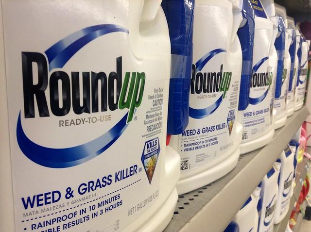 RoundUp Monsanto ( Mike Mozart )
