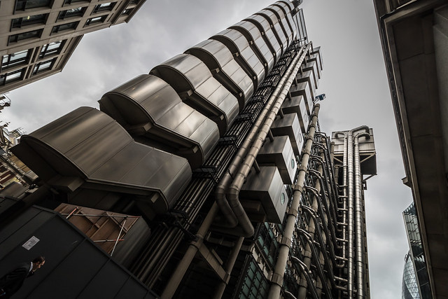 Lloyds Hi-Tech Architecture ( Andrew Moore  )