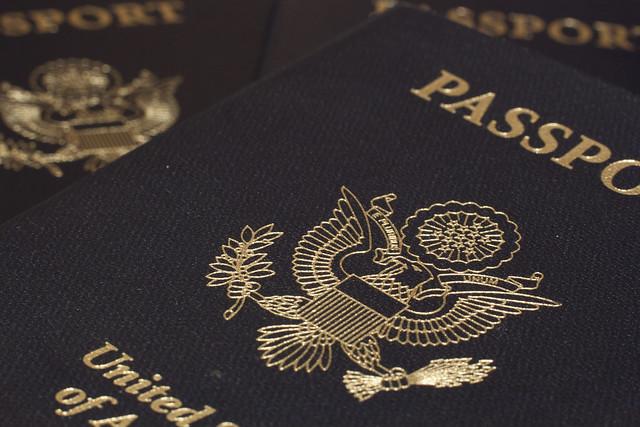 Don't Forget the Passports ( Tim Sackton )