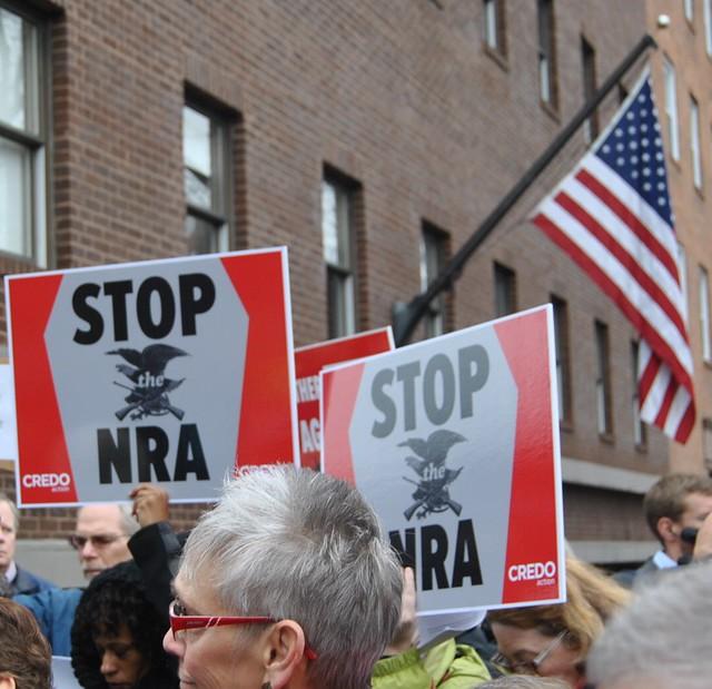 Stop NRA ( Edward Kimmel )