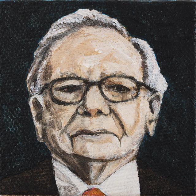 Billionaire Warren Buffet ( Philip Hunt  )