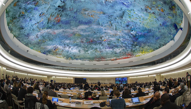 United States Mission Geneva ( Human Rights Council 25th Session )