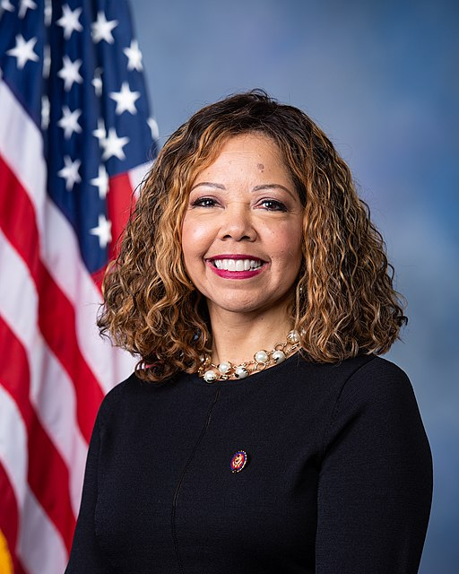 US Rep. Lucy McBath ( United States House of Representatives )