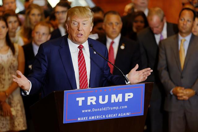 Donald Trump ( Michael Vadon )
