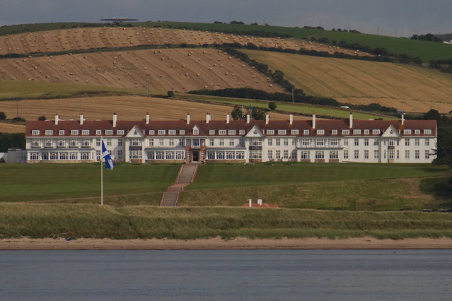 Trump Turnberry Resort in Scotland ( Ronnie Macdonald )