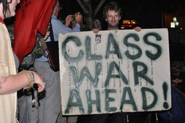 Occupy Wall Street : Day 28 ( edittrix )