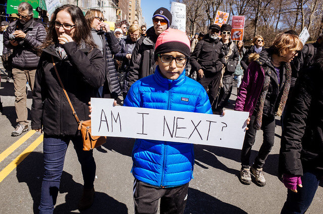 March For Our Lives, NYC ( mathiaswasik )