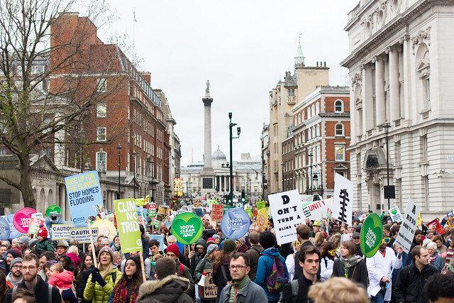 Climate change march ( Matthew Kirby )