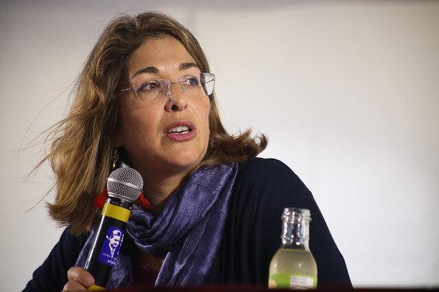 Naomi Klein ( People's Social Forum )