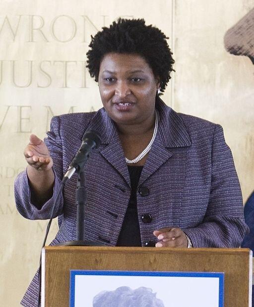 Georgia State Rep. Stacey Abrams ( Barbara Jordan Forum 2012 )