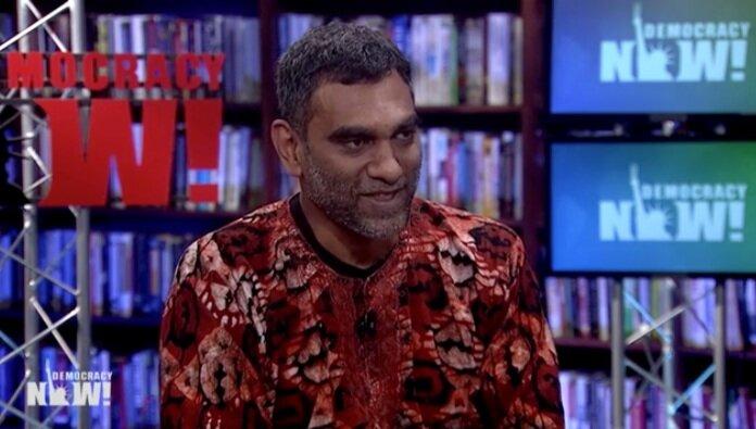 Kumi Naidoo ( Democracy Now! )