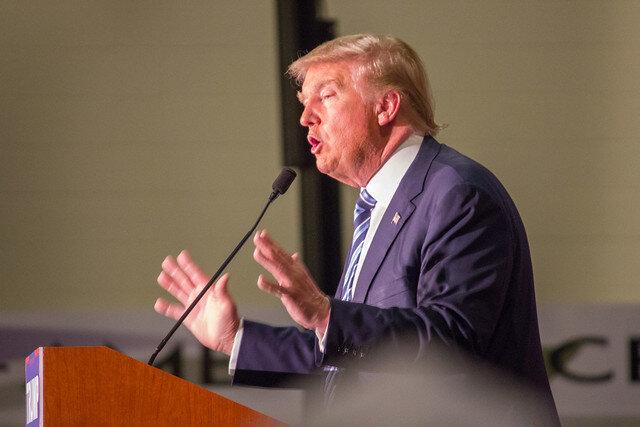 Donald Trump ( Matt Johnson )