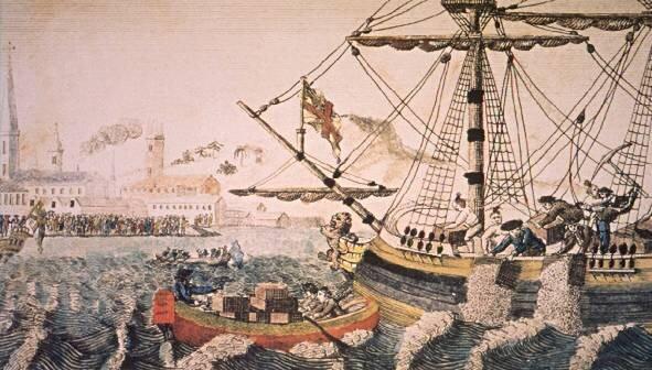 Boston Tea Party ( Sopran )