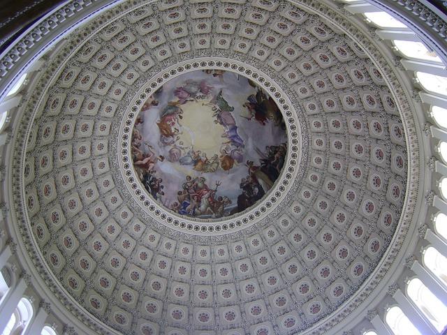 US Capitol cupoloa  (likedavid )