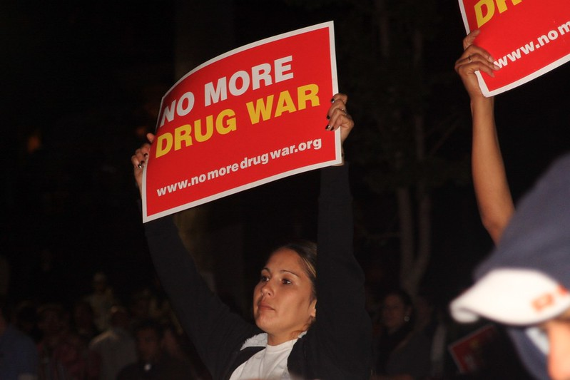 No More Drug War ( Neon Tommy )