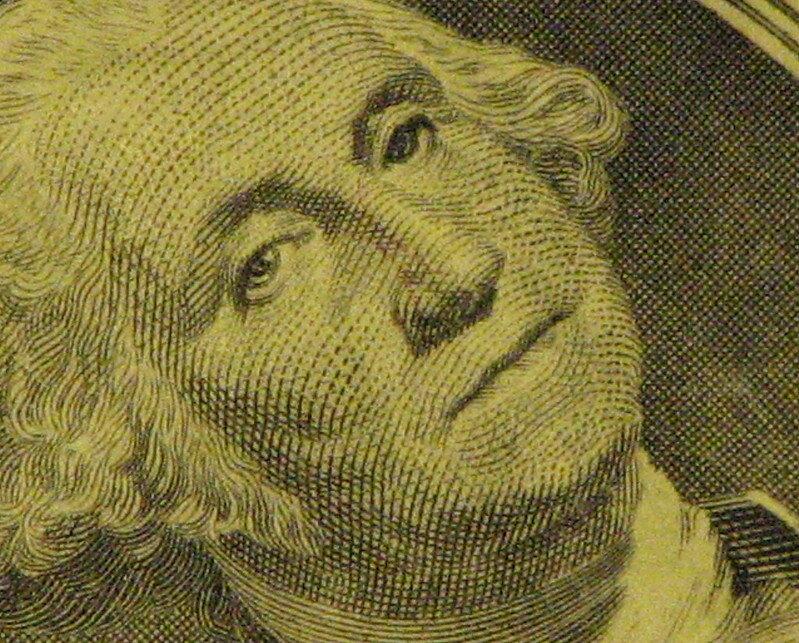 US Dollar Bill ( Mike )