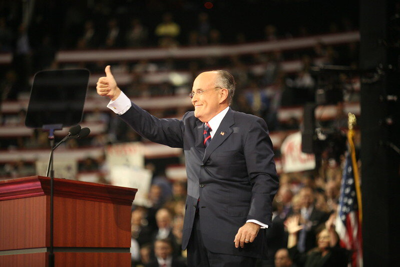 Rudy Giuliani ( PBS NewsHour )