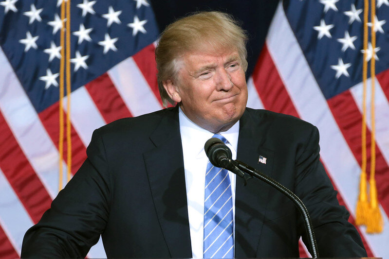 Donald Trump ( Gage Skidmore )