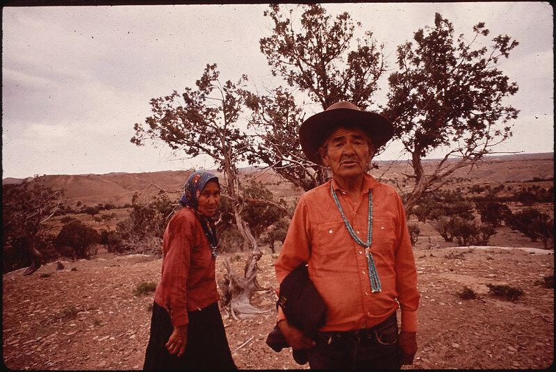 Arizona - Navajo Nation ( The U.S National Archives )