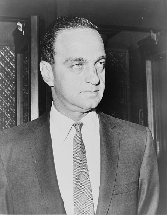 Roy Cohn ( Library of Congress )
