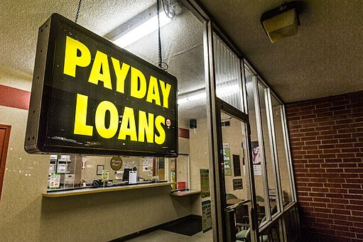 512px Payday_Loans_Store_ _Check_Cashing_and_Pay_Day_Loan_ _Money_Mart_%2825469046943%29