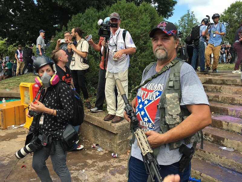 America's Right Wing Is the Leading Perpetrator of Political Violence and Death in US | The Smirking Chimp