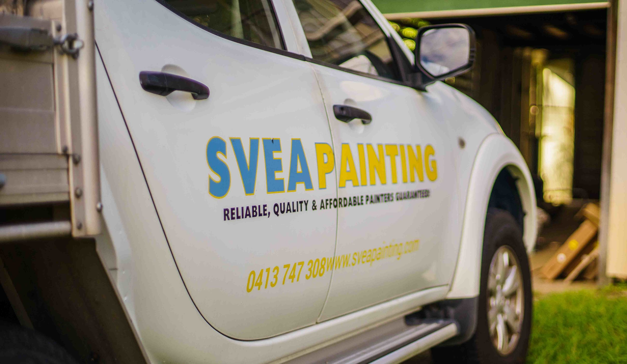 SVEA House Painting Services Contact Us