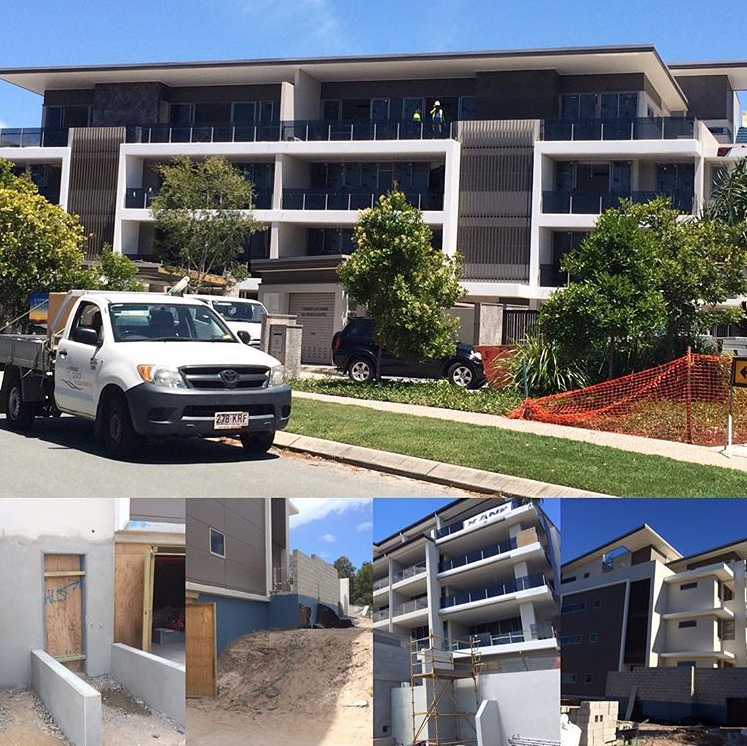 14 Luxury Apartments in Noosa completed!