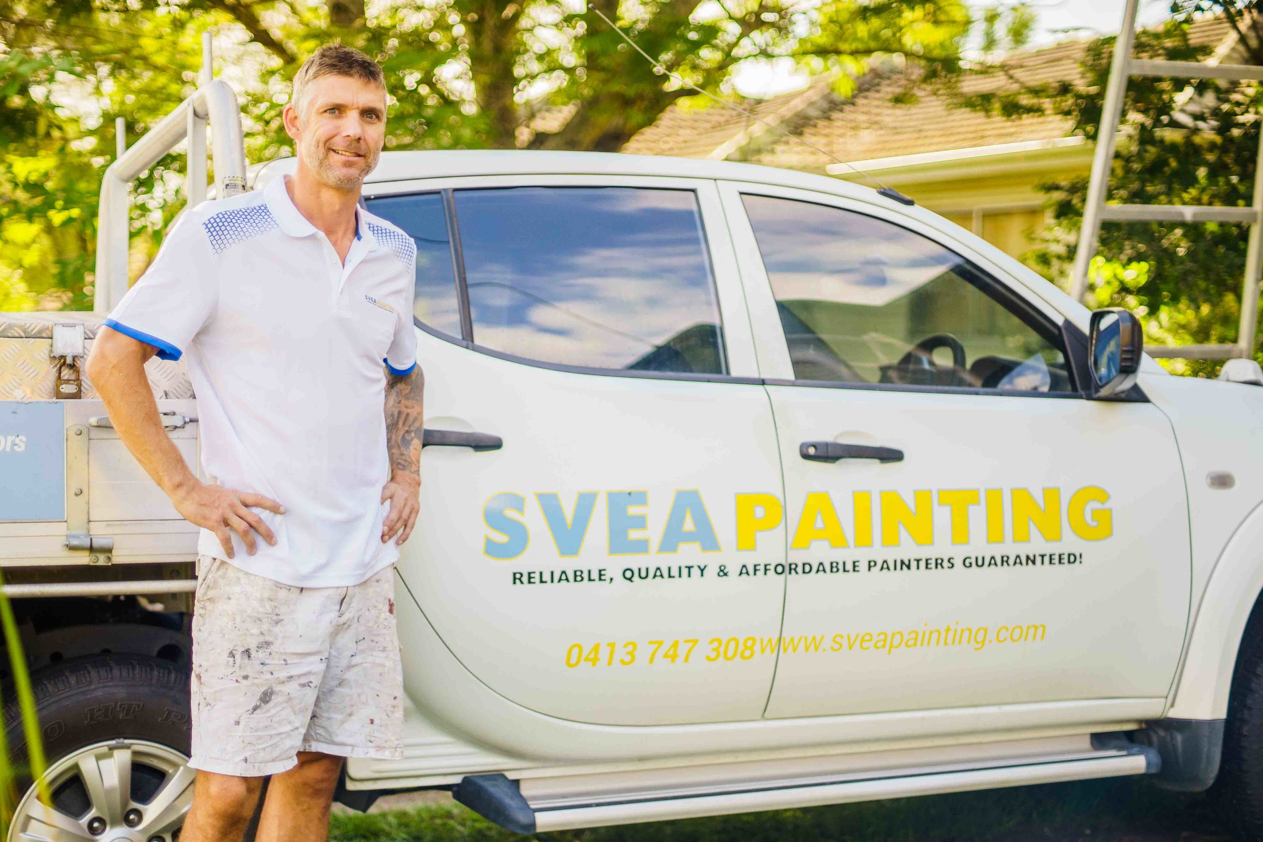 SVEA House Painting Services Our Story