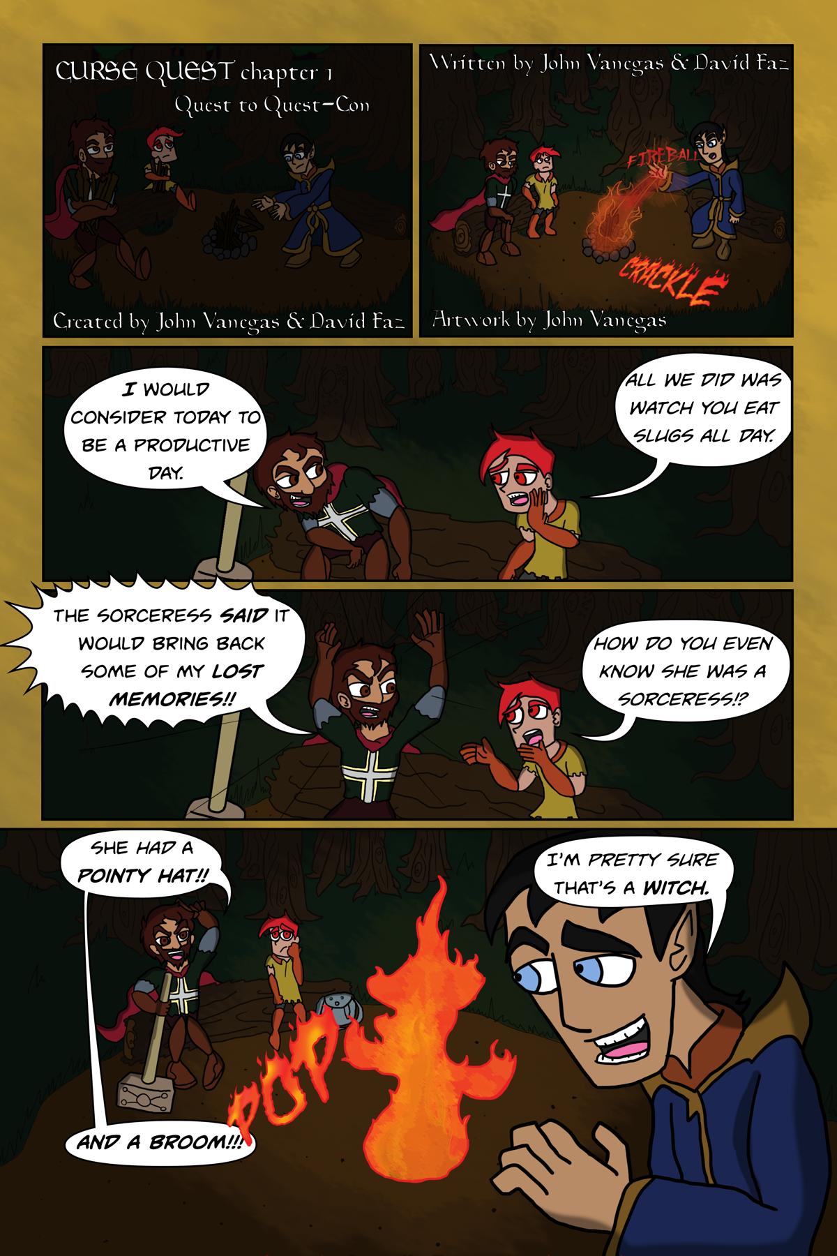 Curse Quest 1.1