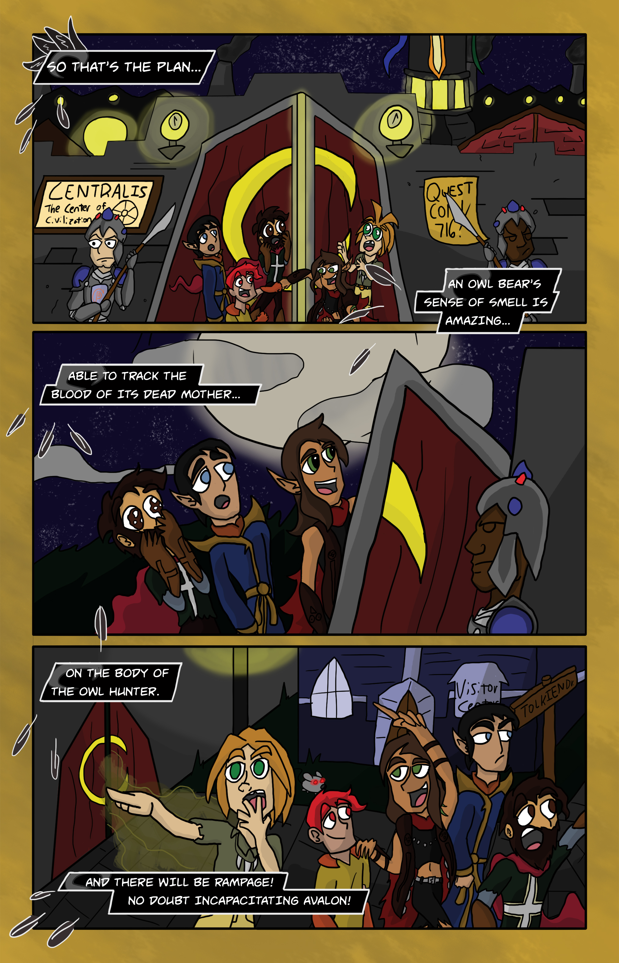Curse Quest Chapter 1 Page 14