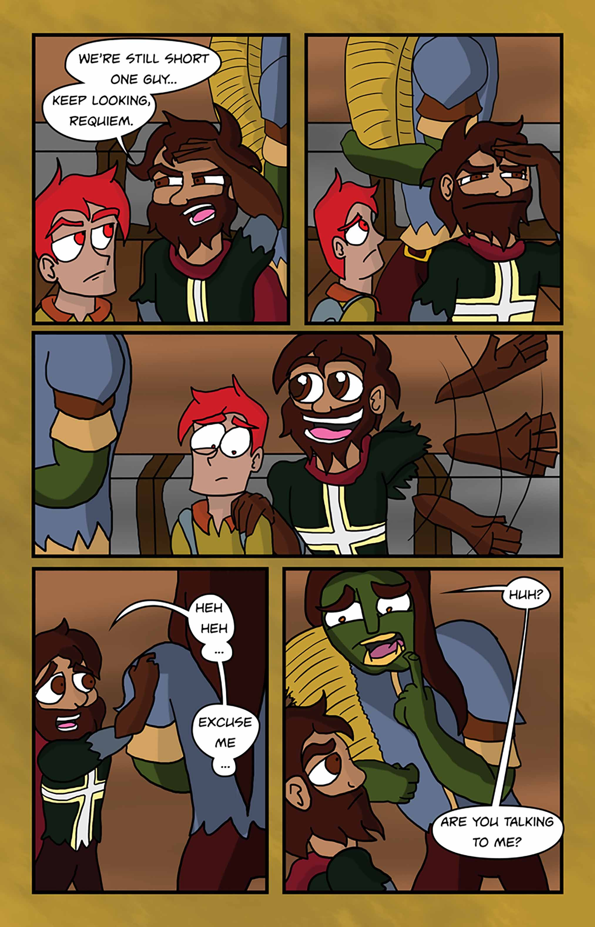 Curse Quest Chapter 1 Page 24