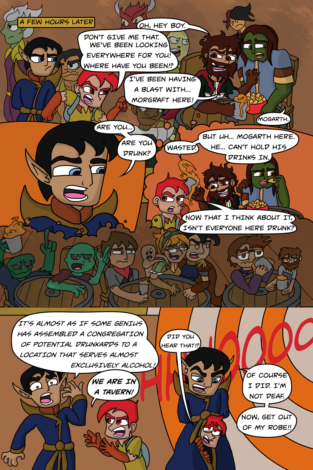 Curse Quest Chapter 1 Page 27