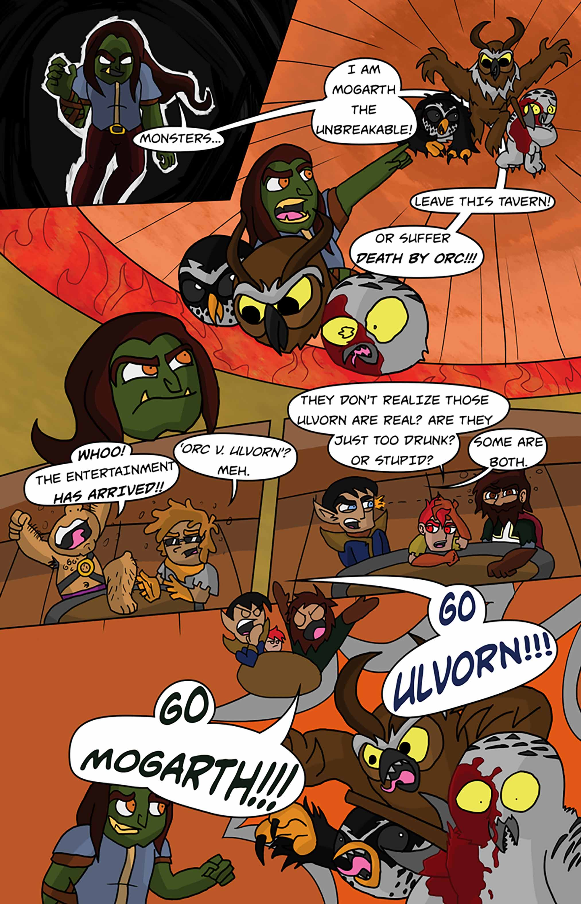 Curse Quest Chapter 1 Page 29