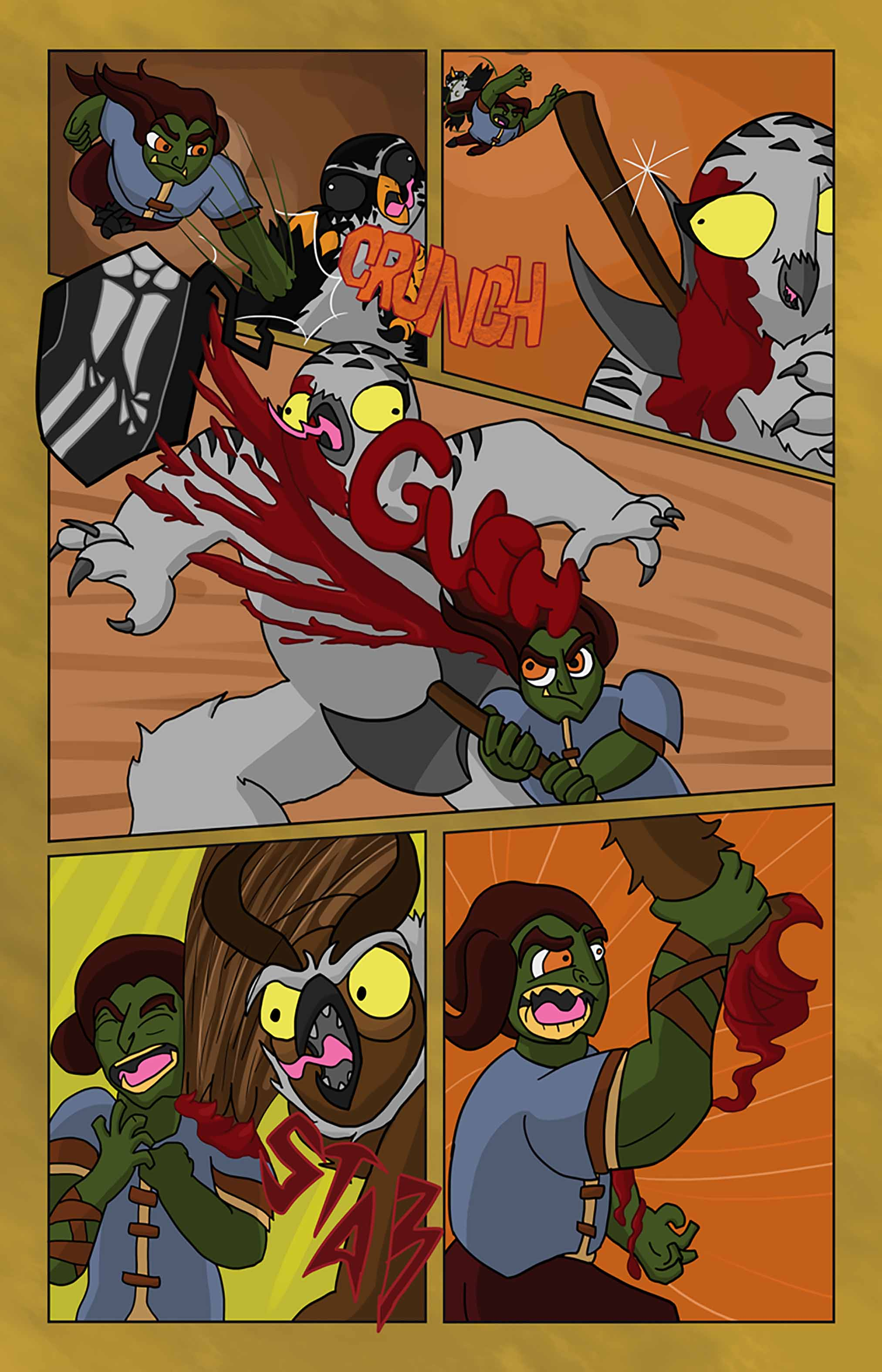 Curse Quest Chapter 1 Page 30