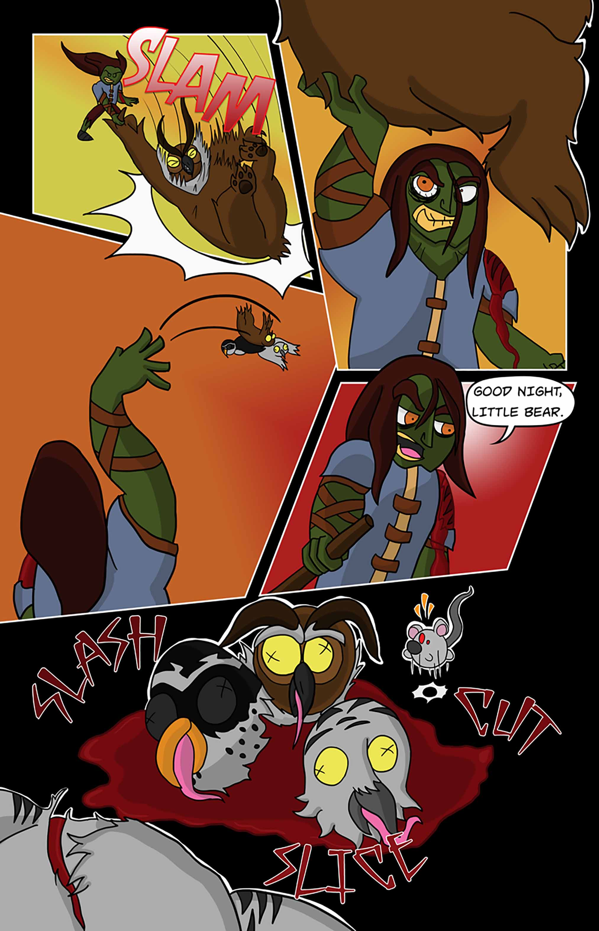 Curse Quest Chapter 1 Page 31