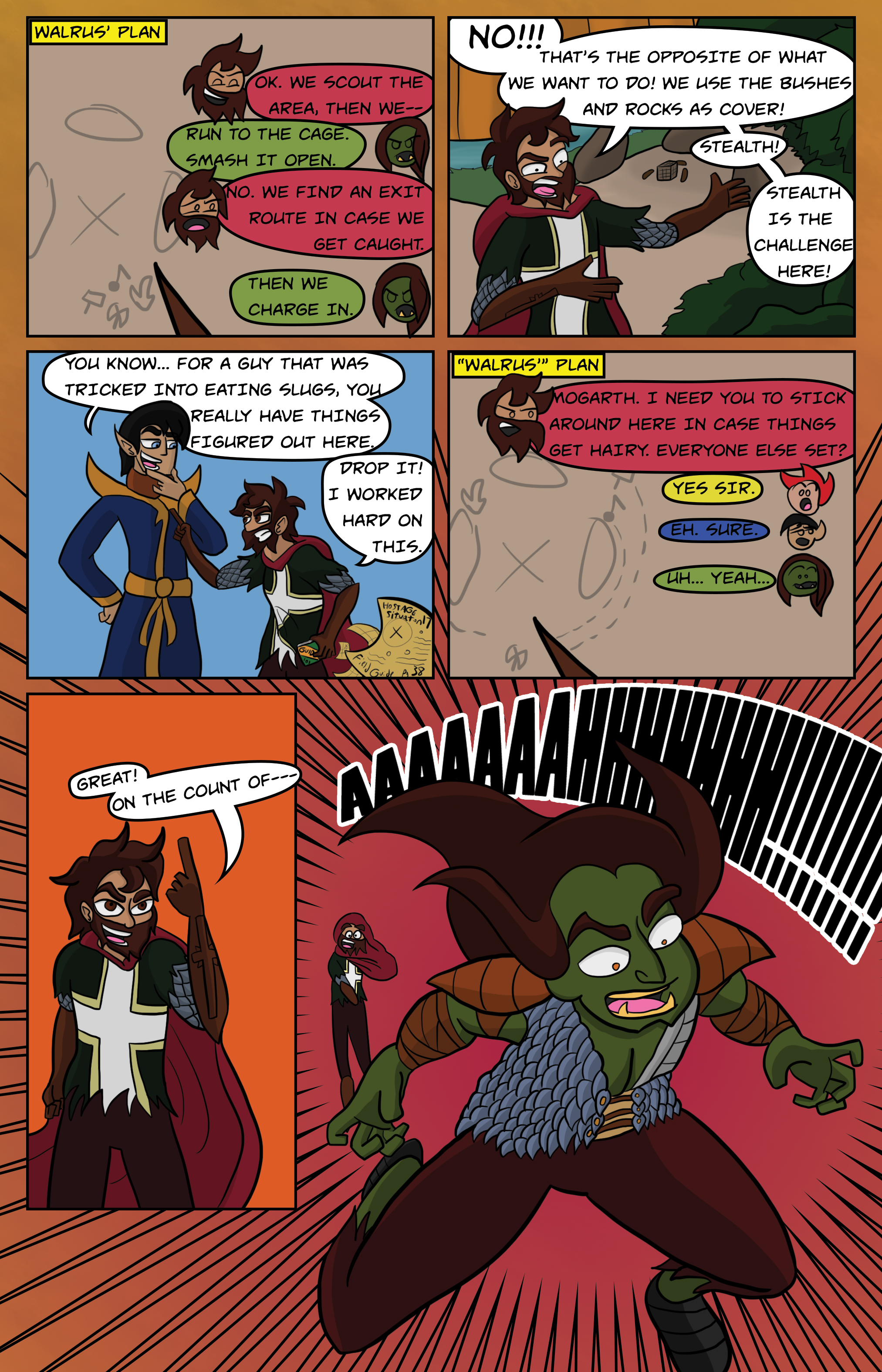 Curse Quest Chapter 2 Page 6