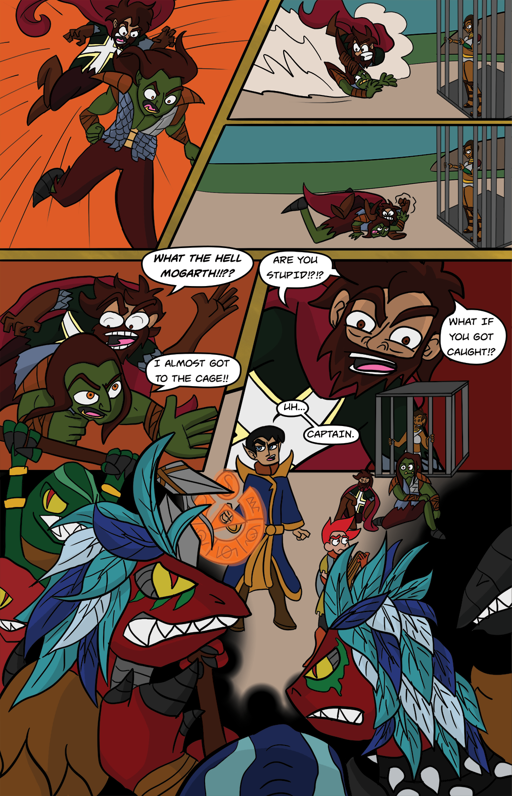 Curse Quest Chapter 2 Page 7