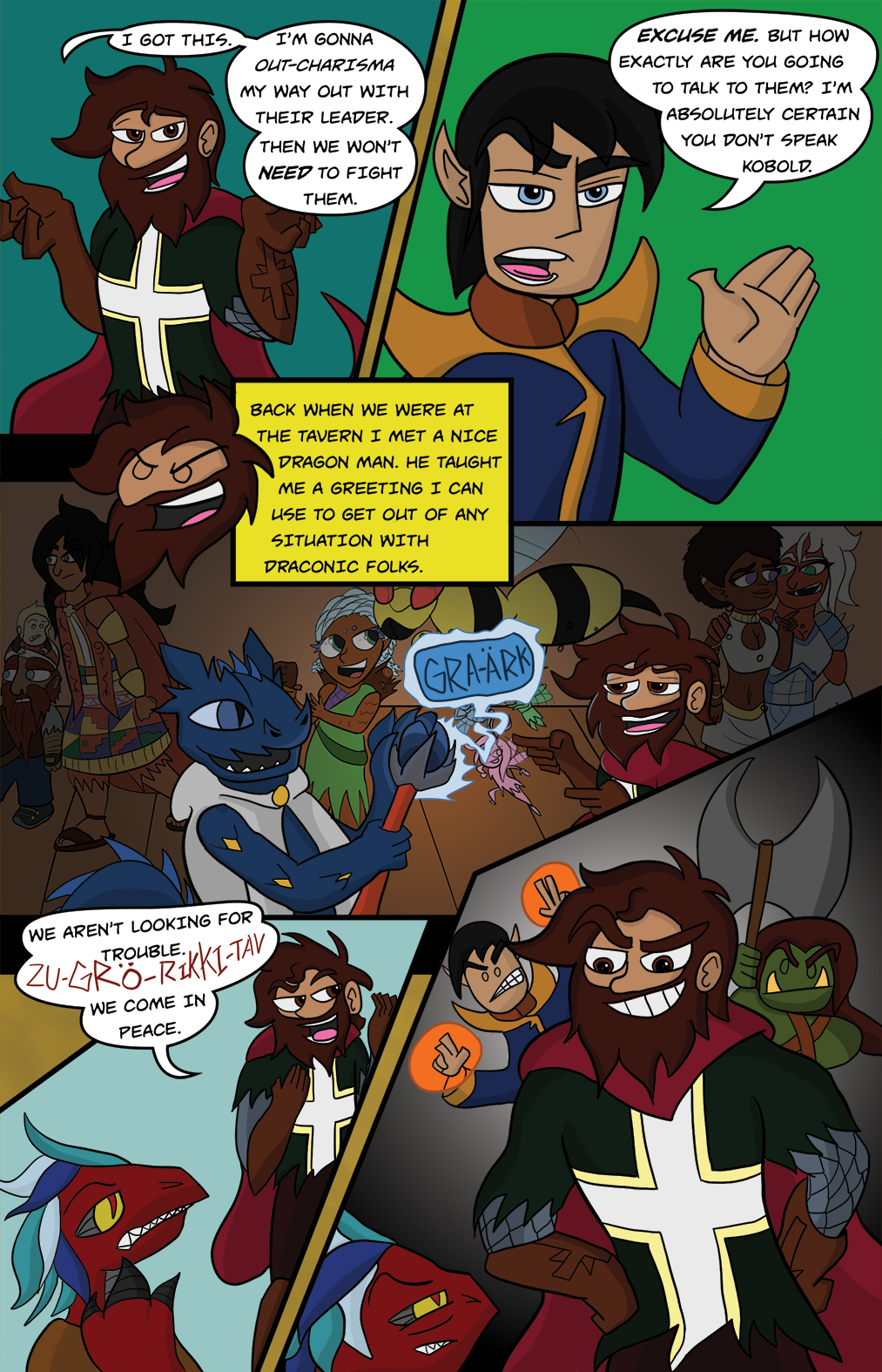 Curse Quest Chapter 2 Page 8